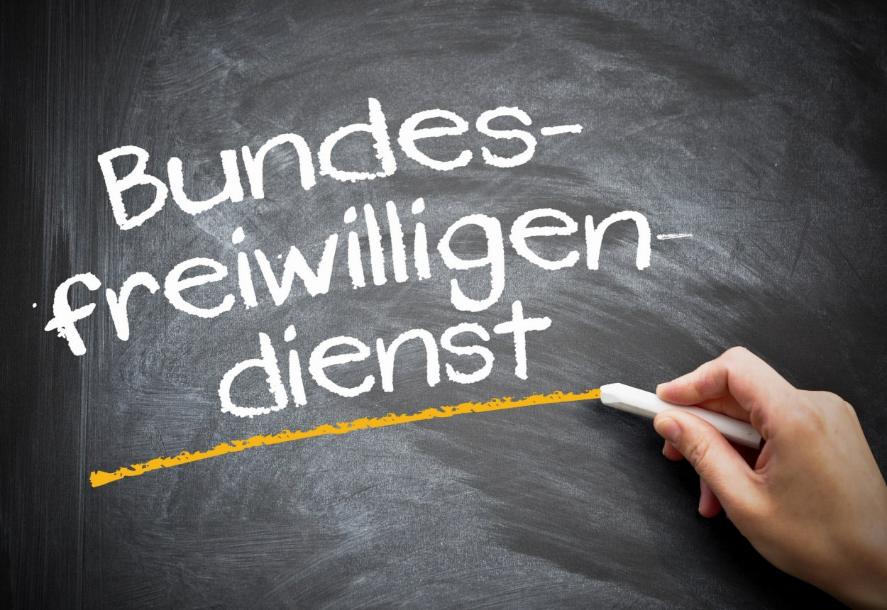 Bundesfreiwilligendienst, © Marco2811/stock.adobe.com