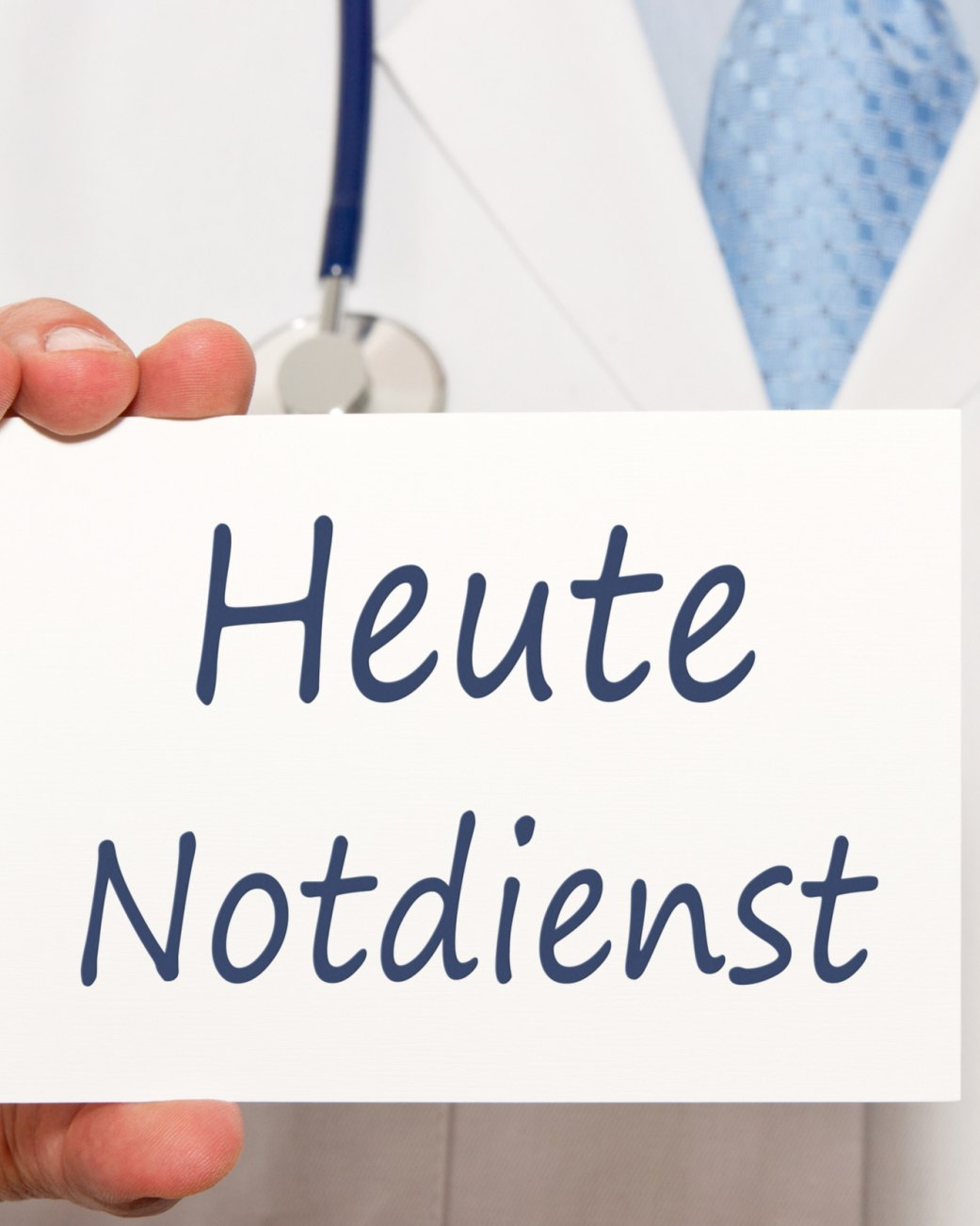 Arzt Notdienst, © dp@pic/stock.adobe.com