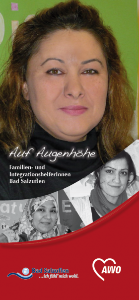 Titel Integrationshelferinnen